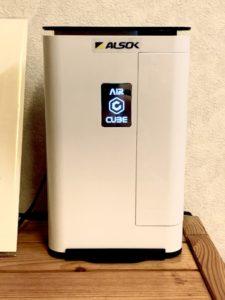 オゾン除菌脱臭器