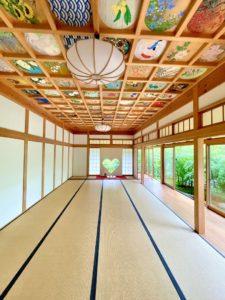 正寿院天井画